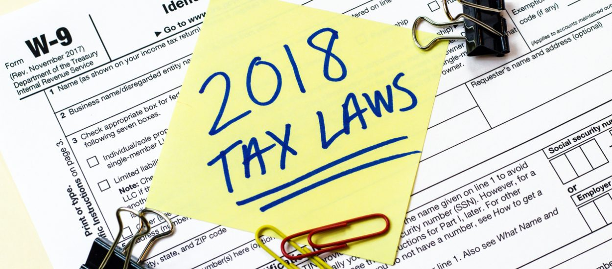 Know the Basics: 2018 Taxes