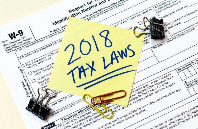 Know the Basics: 2018 Taxes